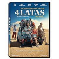 4 Latas - DVD