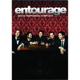 Entourage - El séquito - Temporada 6 - DVD