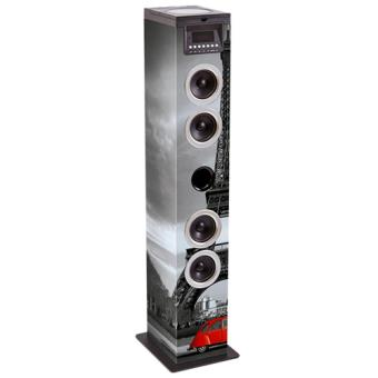 Altavoz de torre Bluetooth Big Ben Paris