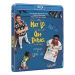 Haz Lo Que Debas   - Blu-ray