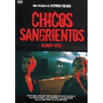 Chicos sangrientos - DVD