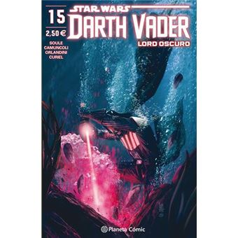 Star Wars Darth Vader Lord Oscuro nº 15