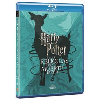 Harry Potter y las Reliquias de la Muerte Parte I - Blu-Ray