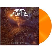 Divided By Darkness - Vinilo neón naranja
