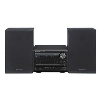 Microcadena Bluetooth Panasonic SC-PM251EGK Negro