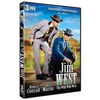 Jim West  Temporada 3 Vol. 2 - DVD