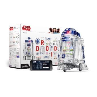 LittleBits StarWars  Droid Inventor Kit. Crea tu propia unidad R2