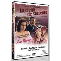 La ciega de Sorrento - DVD