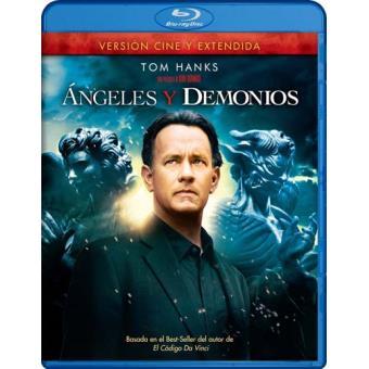 Ángeles y demonios - Versión de cine + Versión extendida - Blu-Ray