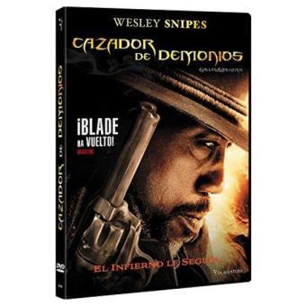 Cazador de demonios - DVD
