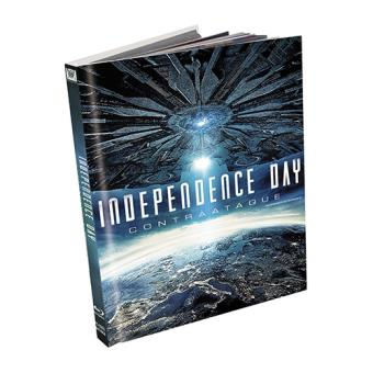 Independence Day Contraataque - Blu-Ray - Digibook