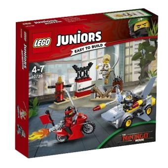 LEGO Juniors - Ninjago Movie - Tiburón de ataque