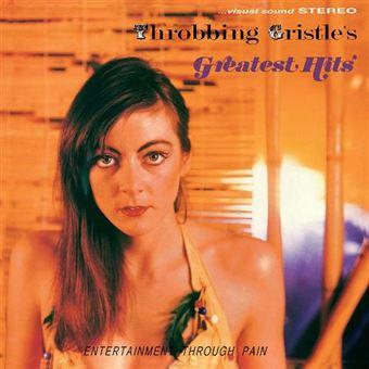 Throbbing Gristle'S Greatest Hits - Vinilo