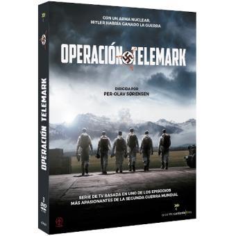 Operación Telemark - DVD