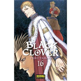 Black clover 16