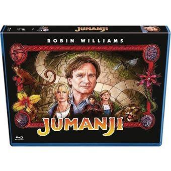 Jumanji - Blu-Ray Ed Horizontal