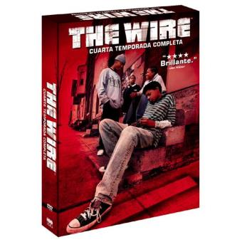 The Wire - Bajo escucha - Temporada 4 - DVD
