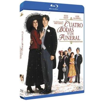 Cuatro bodas y un funeral - Blu-Ray