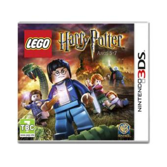 Lego Harry Potter Años 5-7 Nintendo 3DS