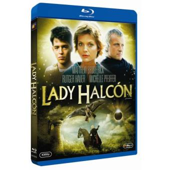 Lady Halcón - Blu-Ray