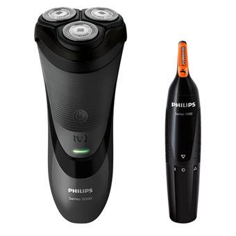Afeitadora Philips Shaver S3110/41 + Recortadora Kit