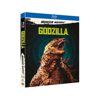 Godzilla  Ed Mayhem - Blu-Ray