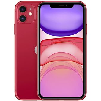 Apple iPhone 11 6,1'' 256GB  (PRODUCT)RED