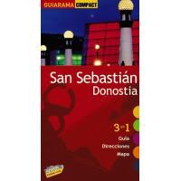 San Sebastián/Donostia. Guiarama compact