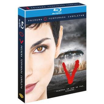 Pack V - 2009 - 1ª Temporada - Blu-Ray