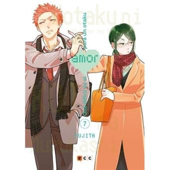 Qué difícil es el amor para un otaku núm. 07
