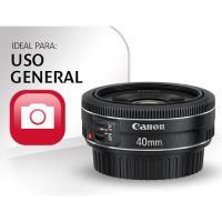 Objetivo Canon EF 40mm f2.8 STM