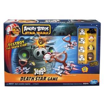 Juego Jenga Deathstar Angry Birds Star Wars 5 En Libros Fnac