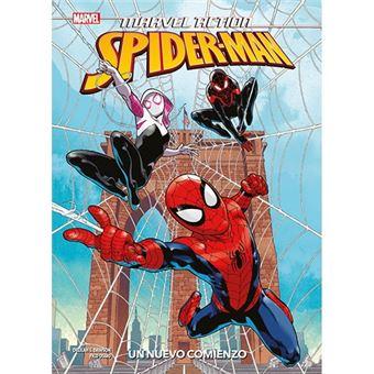 Spiderman 1 - Un nuevo comienzo