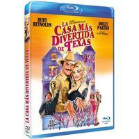 La casa más divertida de Texas - Blu-Ray