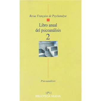 Libro anual del psicoanálisis 2