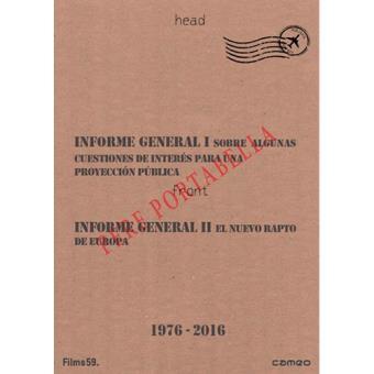 Pack Informes Generales I y II - DVD