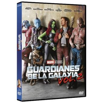 Guardianes de la galaxia Vol. 2 - DVD