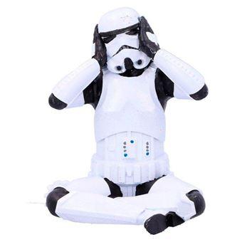 Figura Star Wars - Stormtrooper No oir
