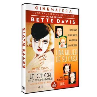 Pack: Doble sesión Bette Davis - DVD