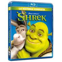 Pack Shrek 1-4 - Blu-Ray