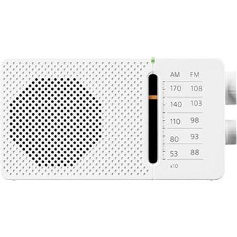 Radio portátil Sangean 110 SR-36 Blanco