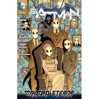 Batman: Maldad Eterna núm. 02 (de 4)
