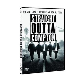Straight Outta Compton - DVD
