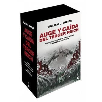 Auge y caída del Tercer Reich 2 Vol.