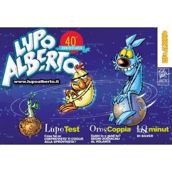 Il mensile di Lupo Alberto 345