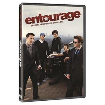 Entourage - El séquito - Temporada 7 - DVD