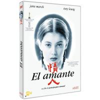 El amante - DVD