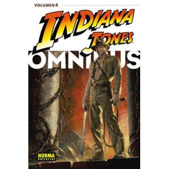 Indiana Jones. Omnibus 4