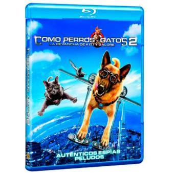 Como perros y gatos 2 - Blu-ray