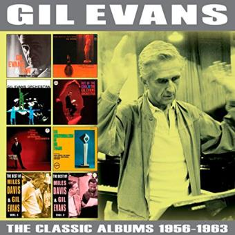 The Classic Albums 1956-1963 - 4 CD